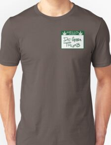 Dr. Green Thumb T-Shirt
