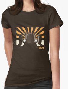 salt lake '32 Womens Fitted T-Shirt