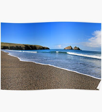 Holywell Bay Poster