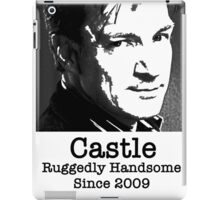 Castle -Ruggedly Handsome iPad Case/Skin