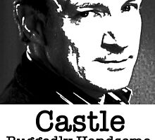 Castle -Ruggedly Handsome by jezebel521