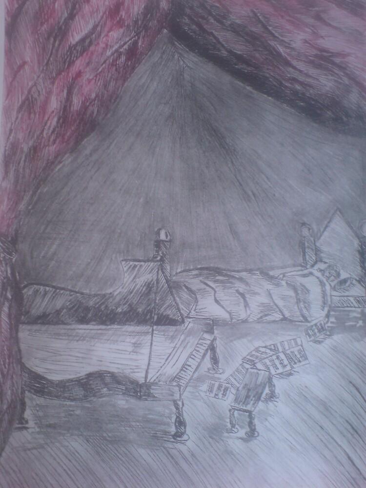 Death of Mozart 2 by kdesignz