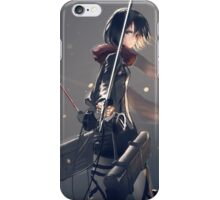 Misaka ready iPhone Case/Skin