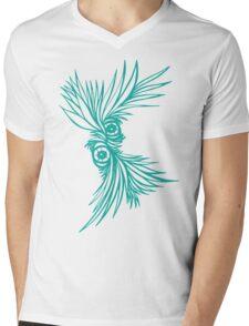 owl_eyed Mens V-Neck T-Shirt
