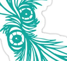 owl_eyed Sticker