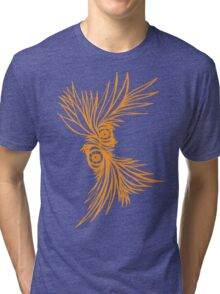 owl_eyee Tri-blend T-Shirt