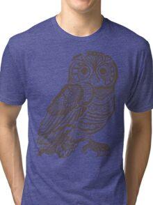owlll_ood Tri-blend T-Shirt