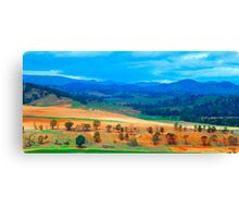 The Masters Paintbrush - Southern NSW, Australia Canvas Print