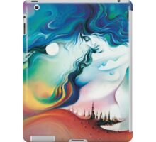"""The Wind"" from the series: ""Elements of the Earth"" iPad Case/Skin"