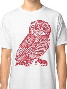 owll_doodle Classic T-Shirt