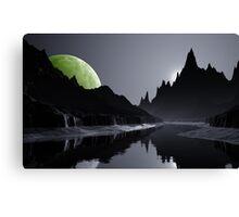 Green World. Canvas Print