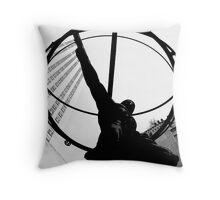 Atlas Throw Pillow