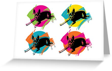 PINKY Pop Art  by fatfatin