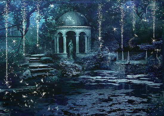 The Midnight Garden by Angie Latham