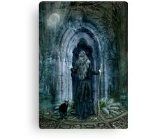 The Magic Door Canvas Print