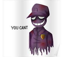 Purple Man 2 Poster