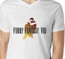 Furry Fantasy VIII Mens V-Neck T-Shirt