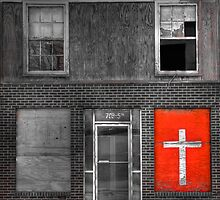 Red Cross by J Brad Campbell