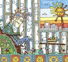 portman terrace by aztecsunsets