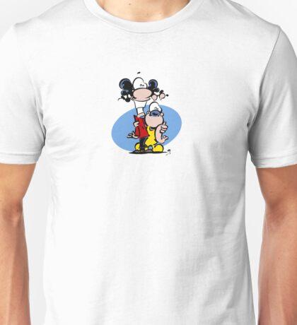 Ettore and Baldo by S. Milani Unisex T-Shirt