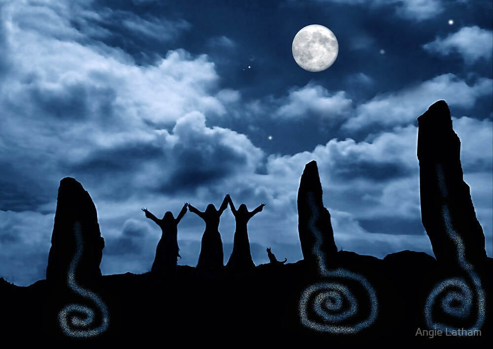 Moondancing by Angie Latham