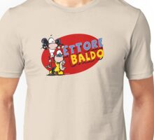 Ettore and Baldo logo by S. Milani Unisex T-Shirt