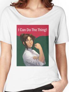 Zhu Li Women's Relaxed Fit T-Shirt