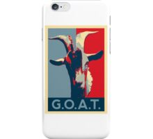 G.O.A.T. - GOAT - Greatest of all time iPhone Case/Skin