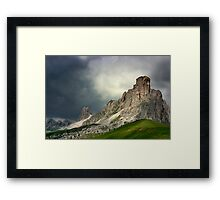 Ra Gusela Framed Print
