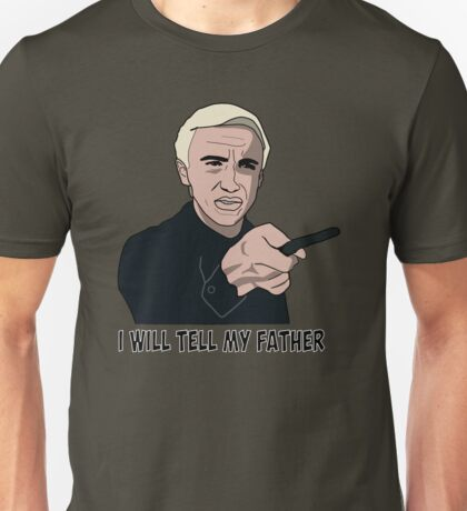 I will tell my father Unisex T-Shirt