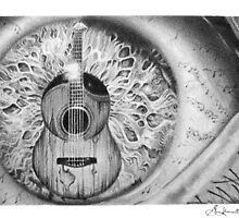 An Eye for Music by Shani Ghosh
