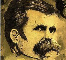 Nietzsche by Francisco  Neto