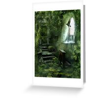 The Chapel in the Woods Greeting Card