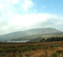 Pendle Hill Without the Witches by jacqi
