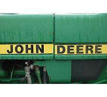 John Deere Photographic Print