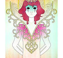 Anthrocemorphia - King of Hearts by Sophia Adalaine Zhou