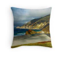 To Shining Sea  Throw Pillow