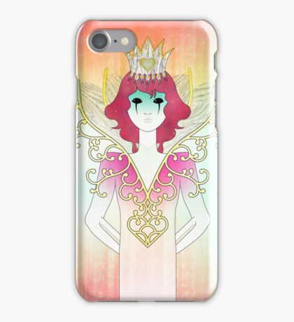 Anthrocemorphia - King of Hearts iPhone Case/Skin