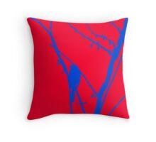 Bird 19 Throw Pillow
