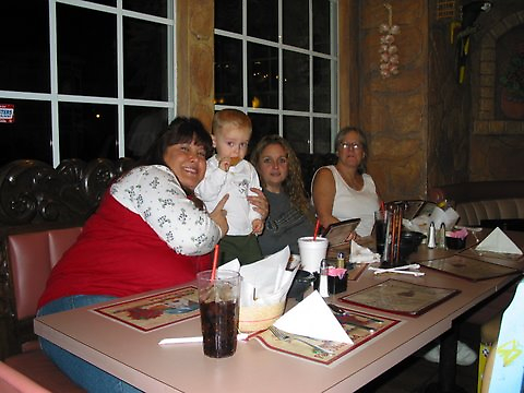 Women's Ministry Dinner....2007 by cinderella1225