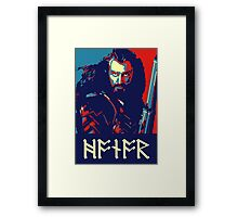 Thorin Oeakenshield - Honor Framed Print
