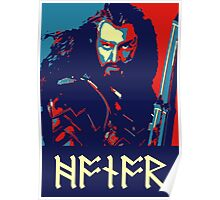 Thorin Oeakenshield - Honor Poster