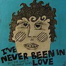 Never Been In Love by Jo Conlon