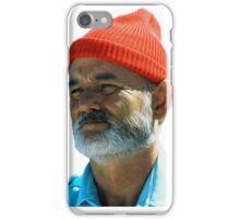 Steve Zissou - Bill Murray  iPhone Case/Skin
