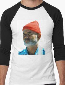 Steve Zissou - Bill Murray  Men's Baseball ¾ T-Shirt