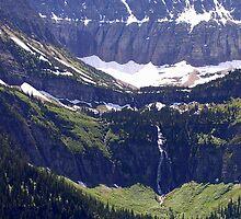 Glacial Grandeur by Ann Rodriquez
