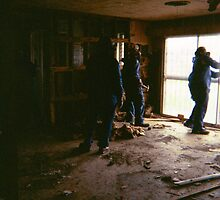 men at work by melissa cottrell