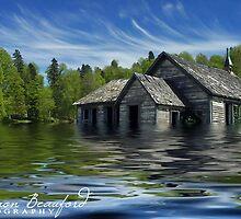 Flood Damage by Shannon Beauford
