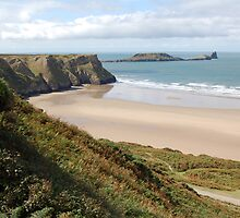 worms head,rhossili,gower by WyeLookAtThis