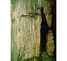 Grutas De La Estrella - Cave Formation  4 Photographic Print